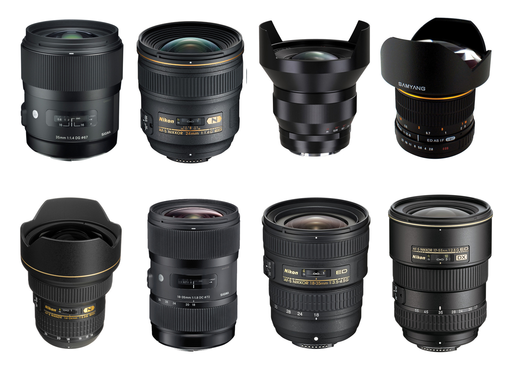 Breedhoek Camera Objectieven Fotokenner Nl